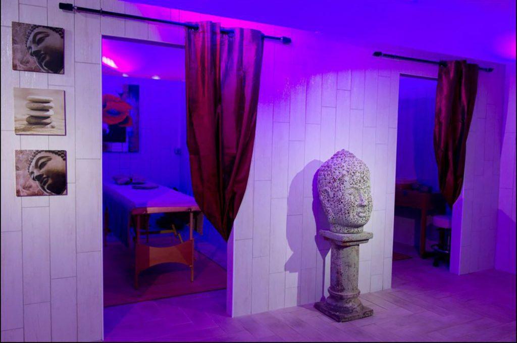 Arinella Bianca-cabines massages