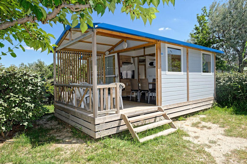 Camping L'ESpiguette-Lodge