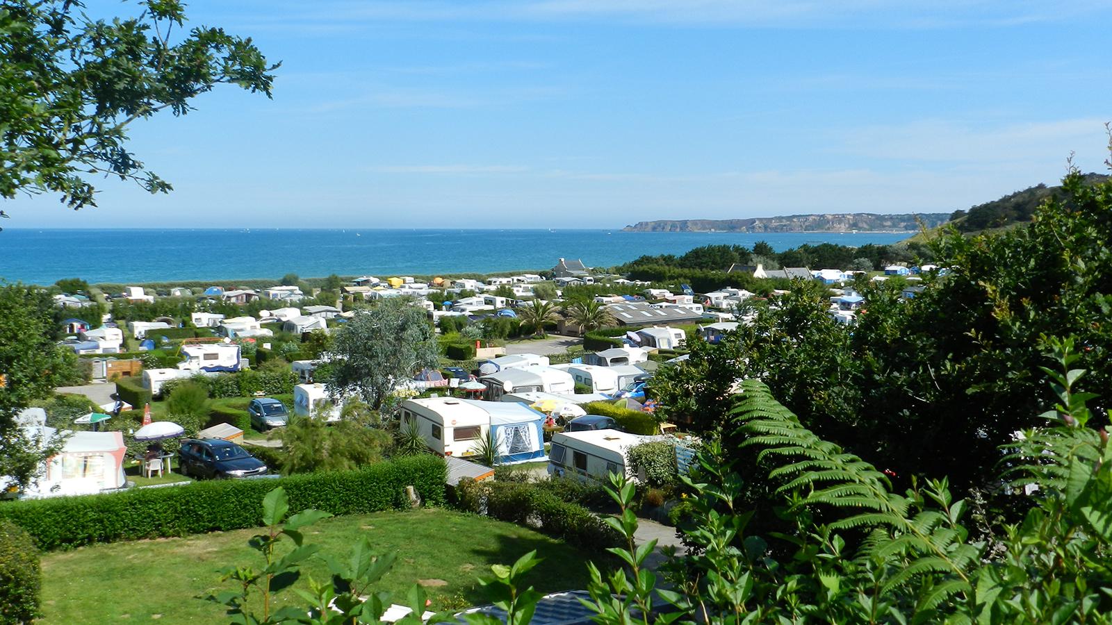 Camping en bord de mer d couvrez le camping de la plage for Camping en espagne bord de mer avec piscine