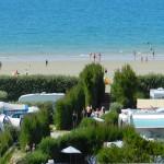 Camping De la Plage de Saint Pabu-Bord de Mer