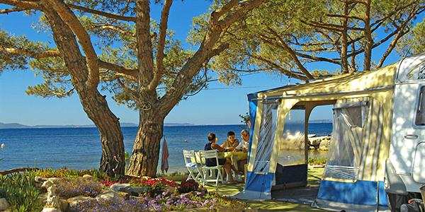 Camping Le Pansard-Bord de Mer
