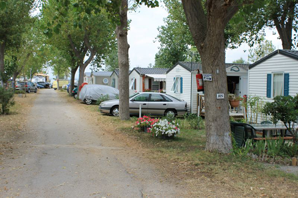 Camping Montpellier Plage-Bord de Mer