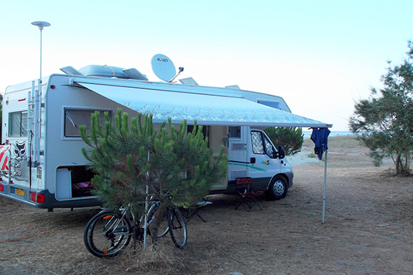 Camping Olmello Corse-Bord de Mer