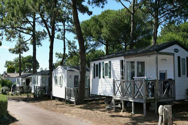 Camping le Suroit-Bord de Mer