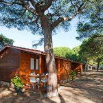 Camping El pinar Espagne-Chalet