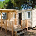 Camping El pinar Espagne-Mobil home