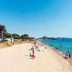Camping El pinar Espagne-Plage acces direct Bord de mer