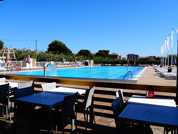 Playa Cambrils Piscine