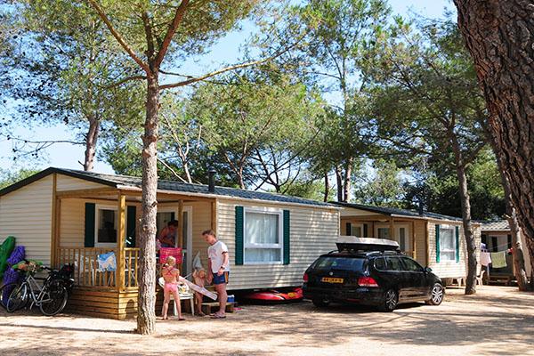 Camping Treumal-Mobil home