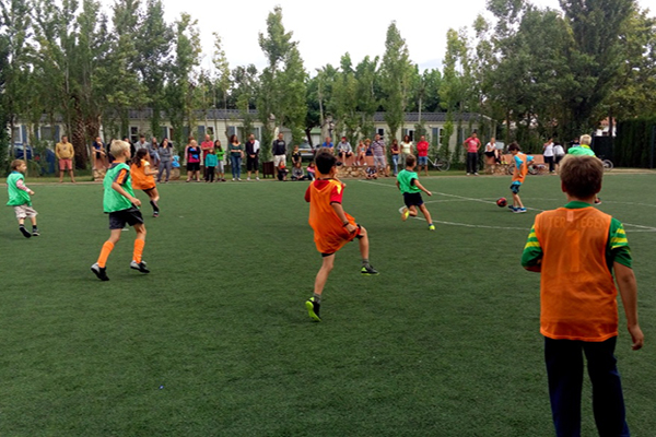 Las Palmeras-Animations Enfants Football