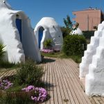 Camping 3 estrellas Espagne-.Domo Hebergement Insolite Glamping Tatooine home
