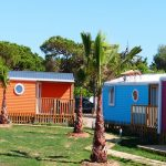 Camping 3 estrellas Espagne-Mobil home Dali