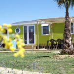 Camping 3 estrellas Espagne-Mobil home Gaudi