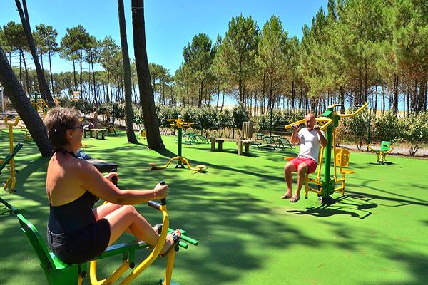 Camping Village Resort & SPA Le Vieux Port-Remise en forme