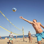 Les Méditerrranées Campings Villages & Spa-Activites plage volley