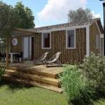 Les Méditerrranées Campings Villages & Spa-Mobil home