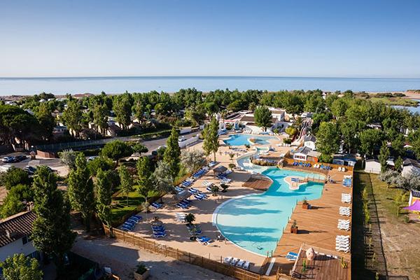 Les Méditerrranées Campings Villages & Spa-Plage