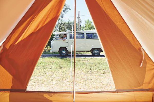 Les Méditerrranées Campings Villages & Spa-Tente emplacement