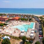 Les Méditerrranées Campings Villages & Spa-Vue Mer