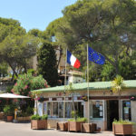 Camping Le Parc des Maurettes-Accueil