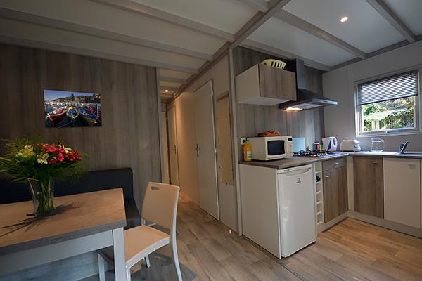 Camping Le Parc des Maurettes-Mobil-Home