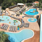 Camping-Village Le Floride et L'Embouchure-Espace aquatique