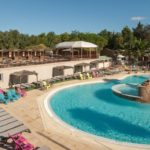 Camping-Village Le Floride et L'Embouchure-Perpignan-piscine