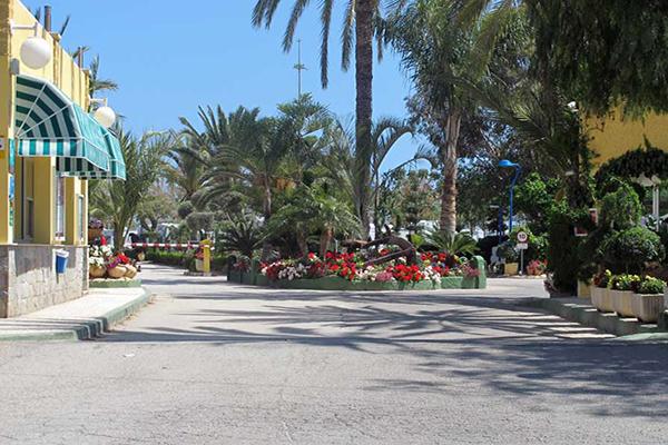 Playa De Mazarrón-Accueil