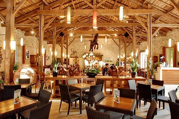 Séquoia Parc - Restaurant